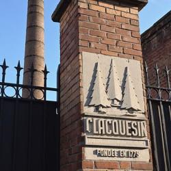 Entrée de l\'ancienne usine Clacquesin