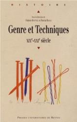 Genre et Techniques XIXe XXIe siècles
