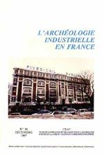 Revue AIF numéro 16 – décembre 1987